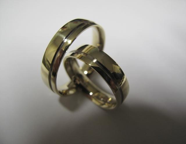 Vestuviniai žiedai dizainas 83