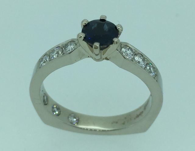 Sužadėtuvių žiedas dizainas 22