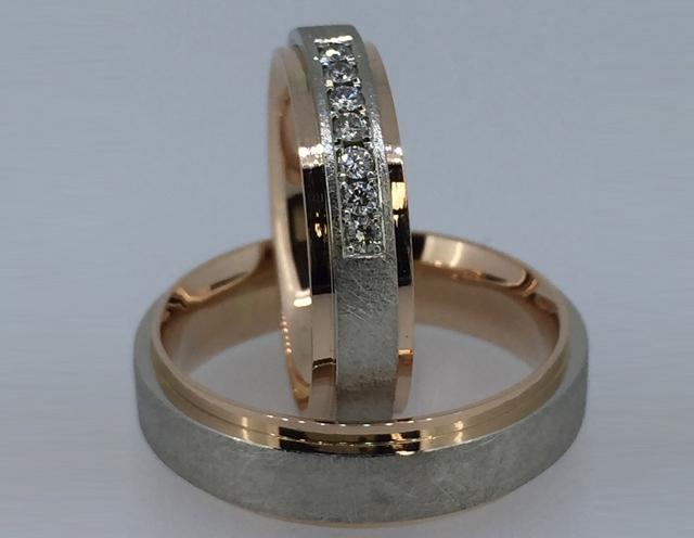 Vestuviniai žiedas dizainas 98