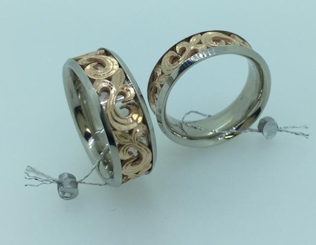 Vestuviniai žiedas dizainas 100