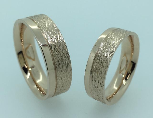 Vestuviniai žiedai dizainas 107