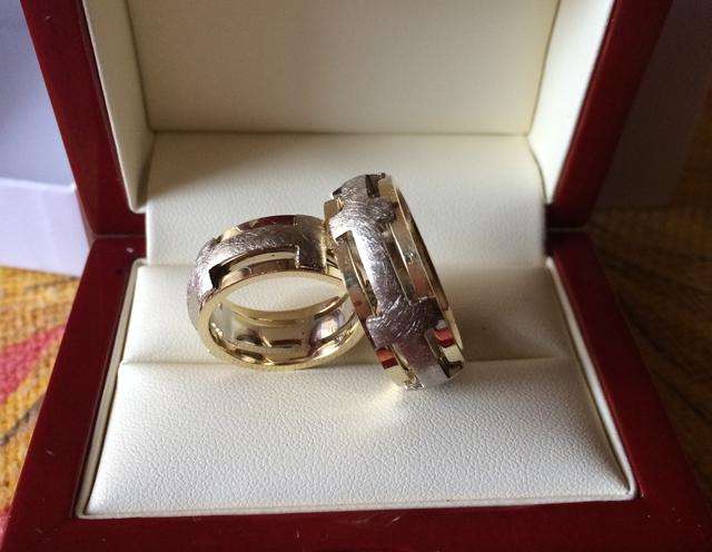 Vestuvinis žiedas dizainas 92
