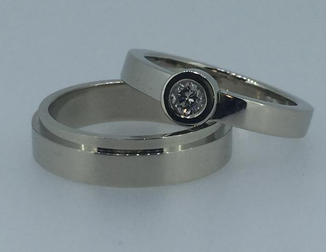 Vestuvinis žiedas dizainas 160