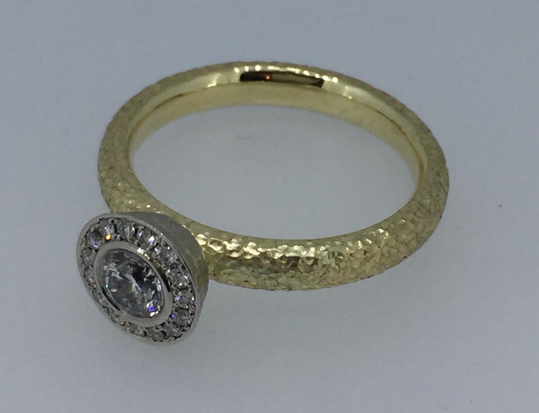 Sužadėtuvių žiedas dizainas 15