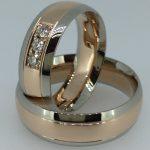 Vestuviniai žiedai dizainas 118