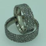 Vestuviniai žiedai dizainas 121