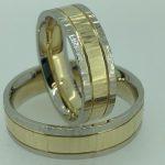 Vestuviniai žiedai dizainas 125