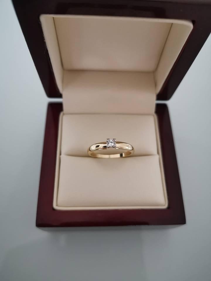 Sužadėtuvių žiedas dizainas 53