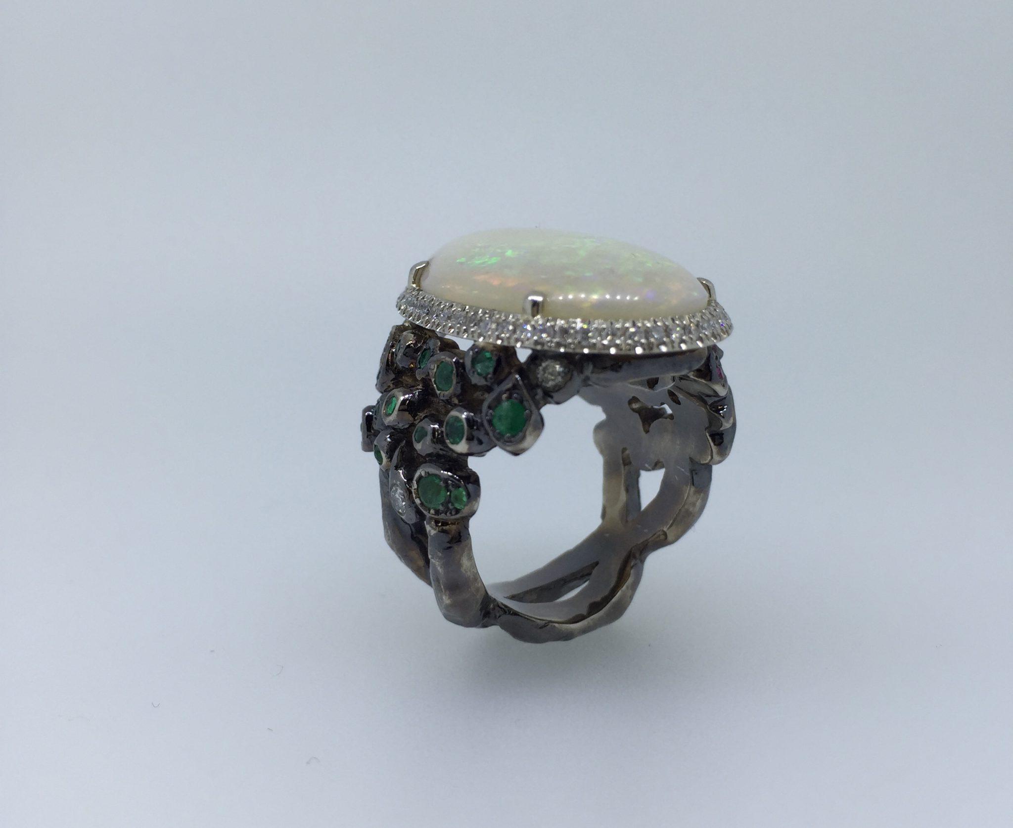 Sužadėtuvių žiedas dizainas 26
