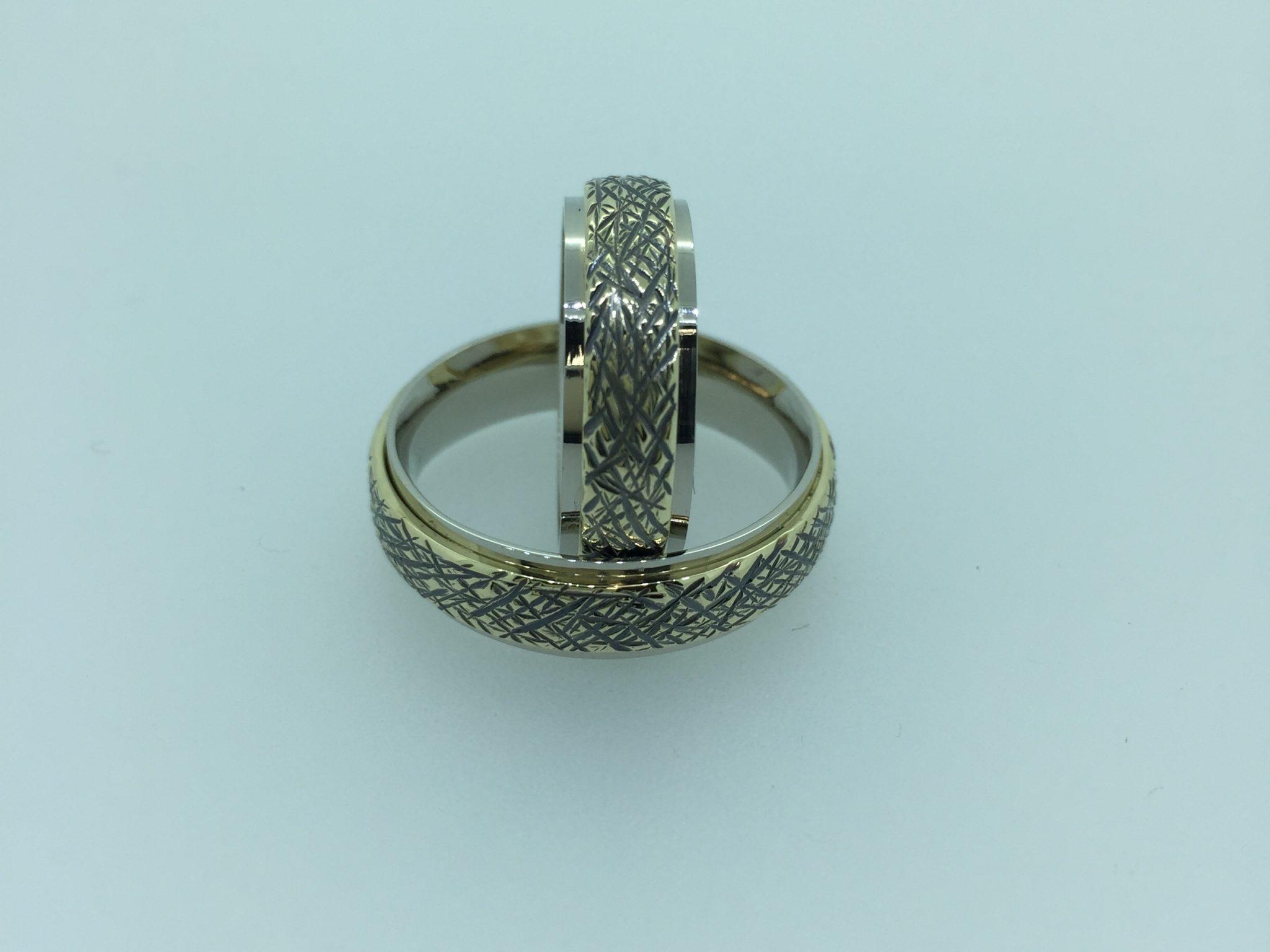 Vestuviniai žiedai dizainas 59