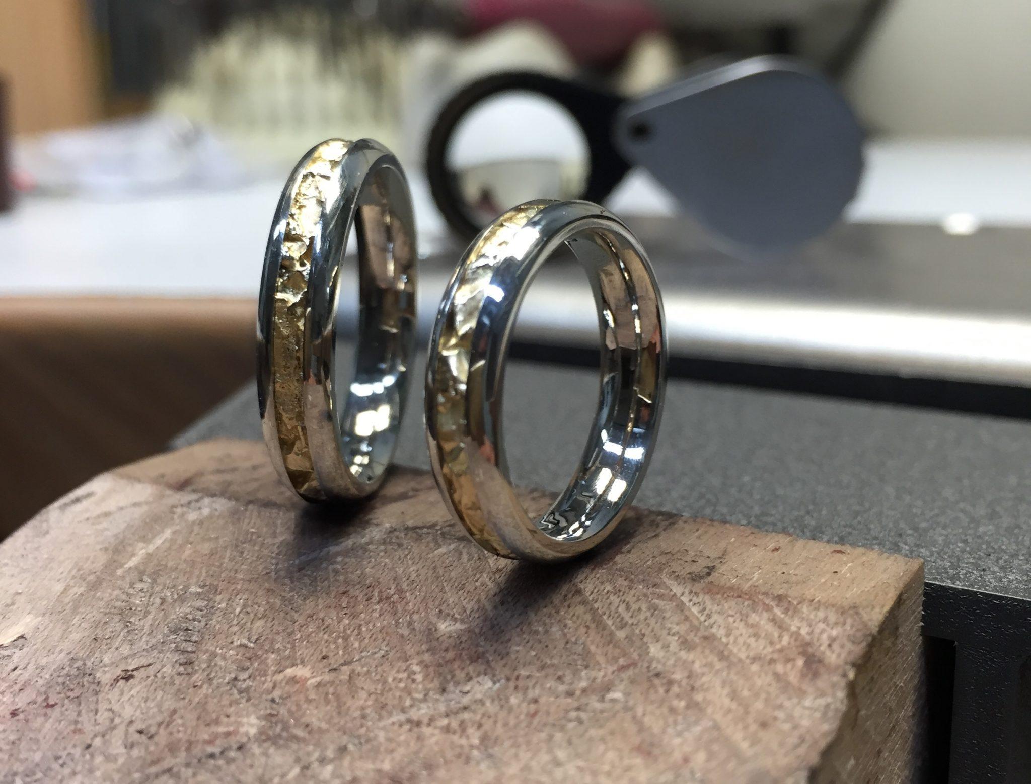 Vestuviniai žiedai dizainas 130