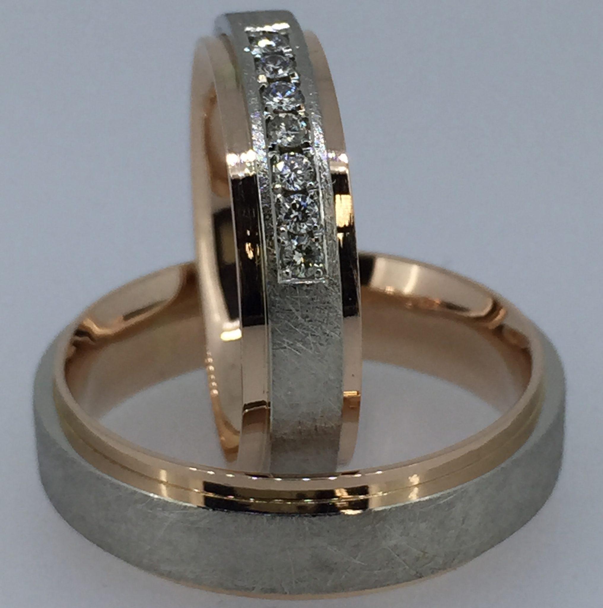 Vestuvinis žiedas dizainas 1