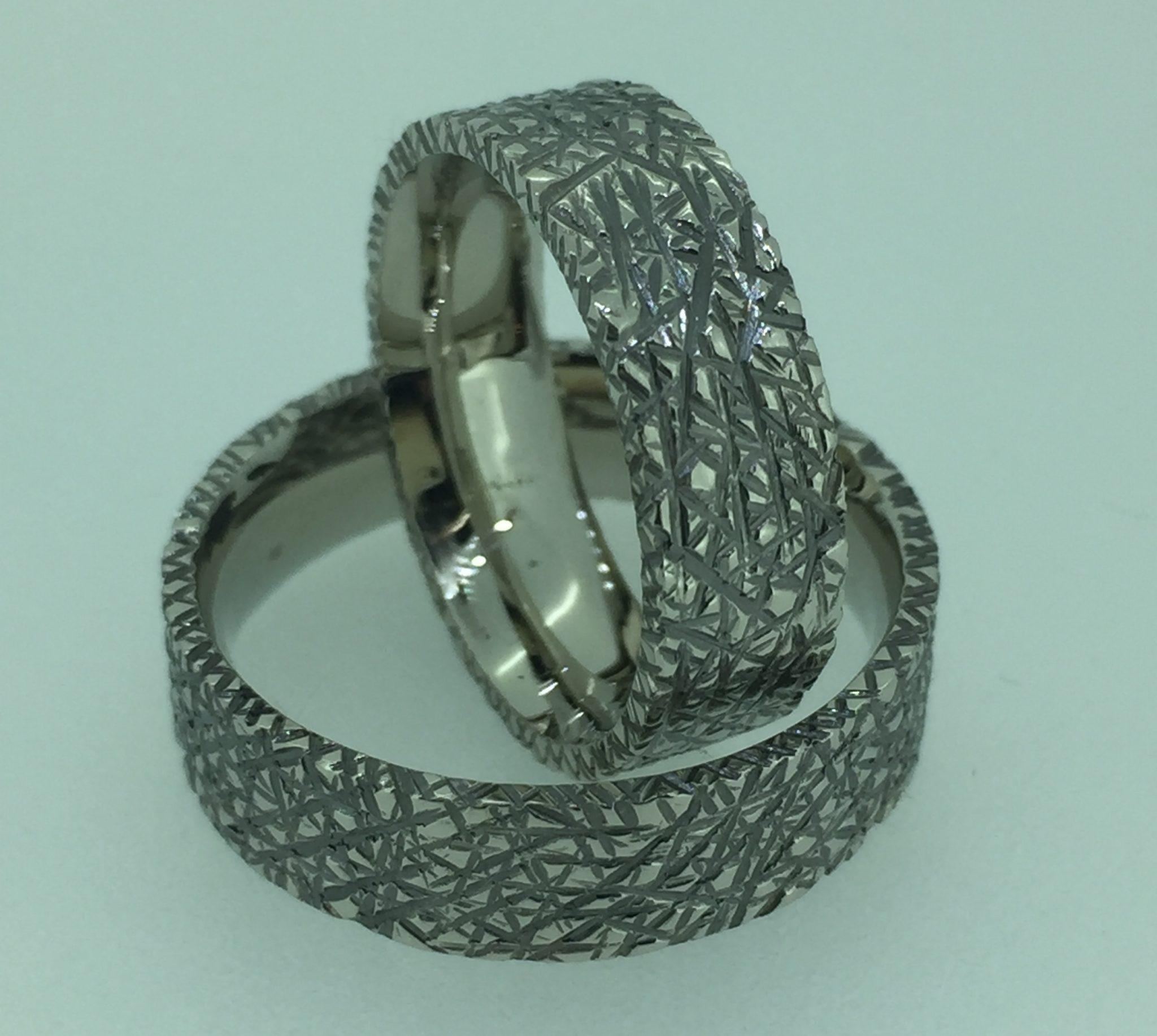 Vestuviniai žiedai dizainas 53