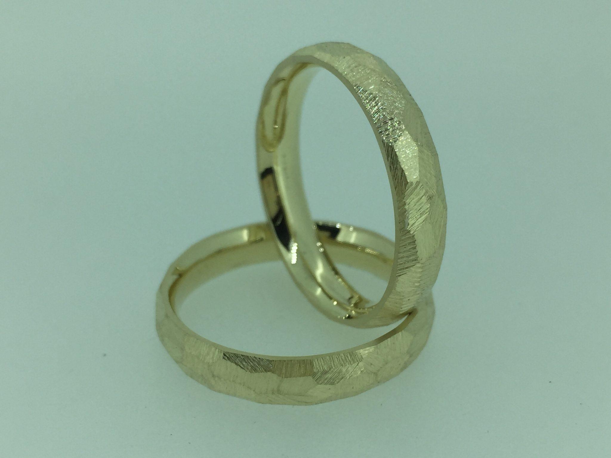 Vestuviniai žiedai dizainas 50