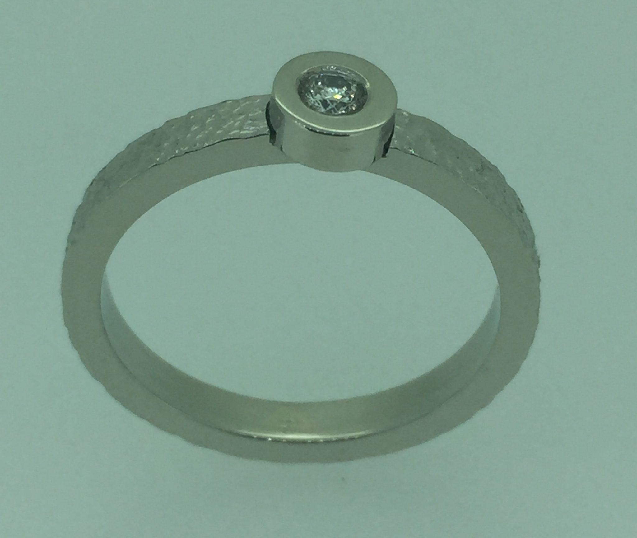 Sužadėtuvių žiedas dizainas 18-1