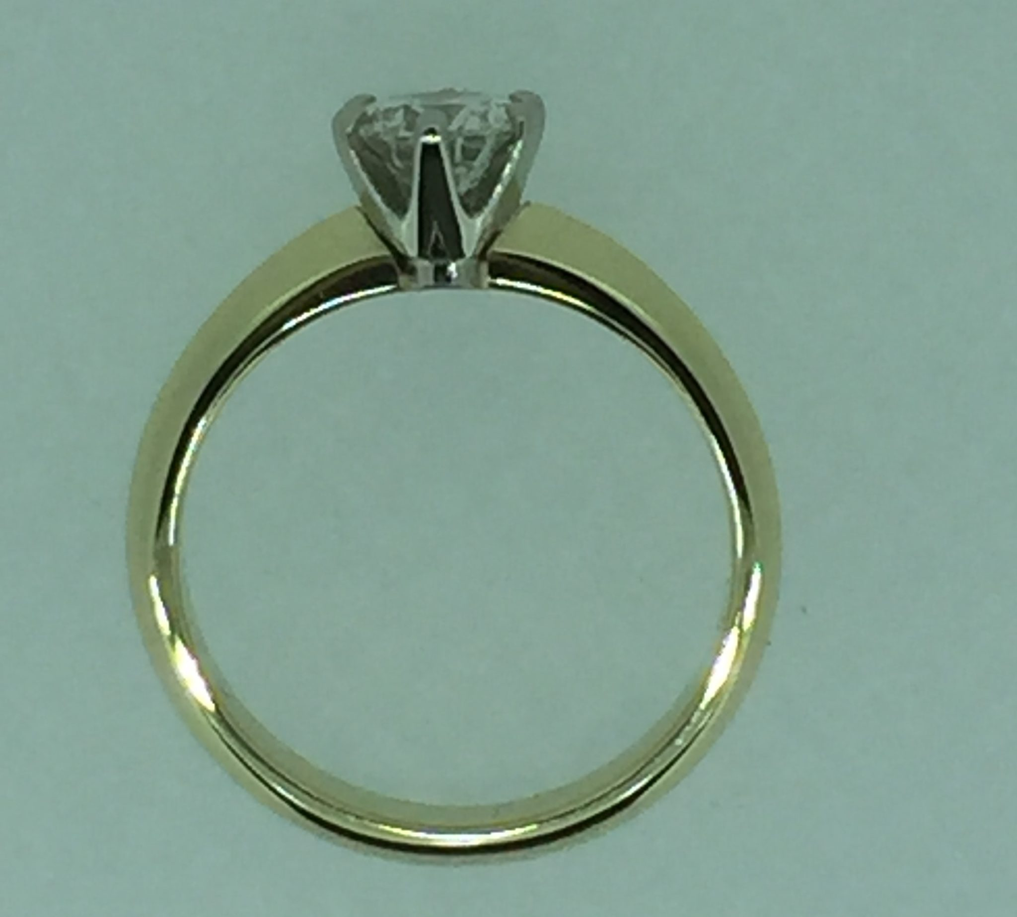 Sužadėtuvių žiedas dizainas 50