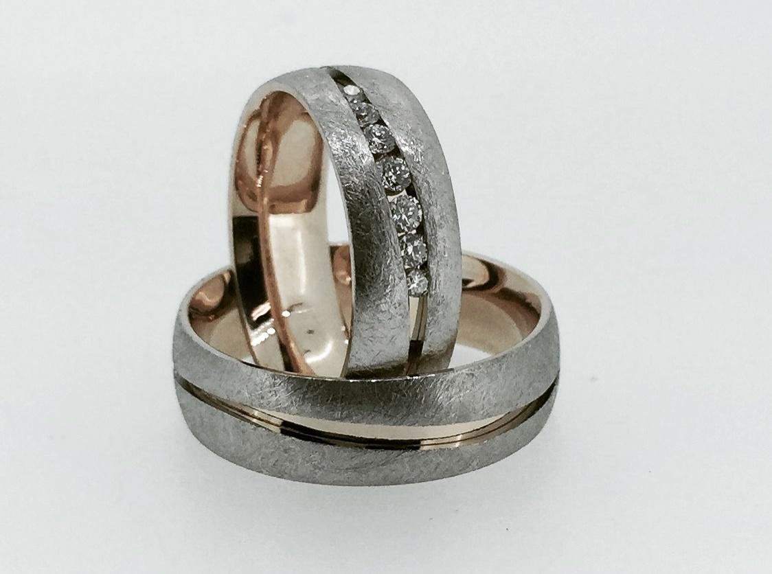 Vestuviniai žiedai dizainas 45
