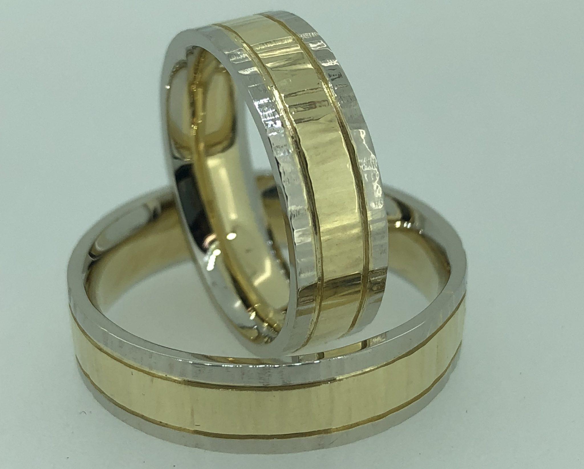 Vestuviniai žiedai dizainas 41