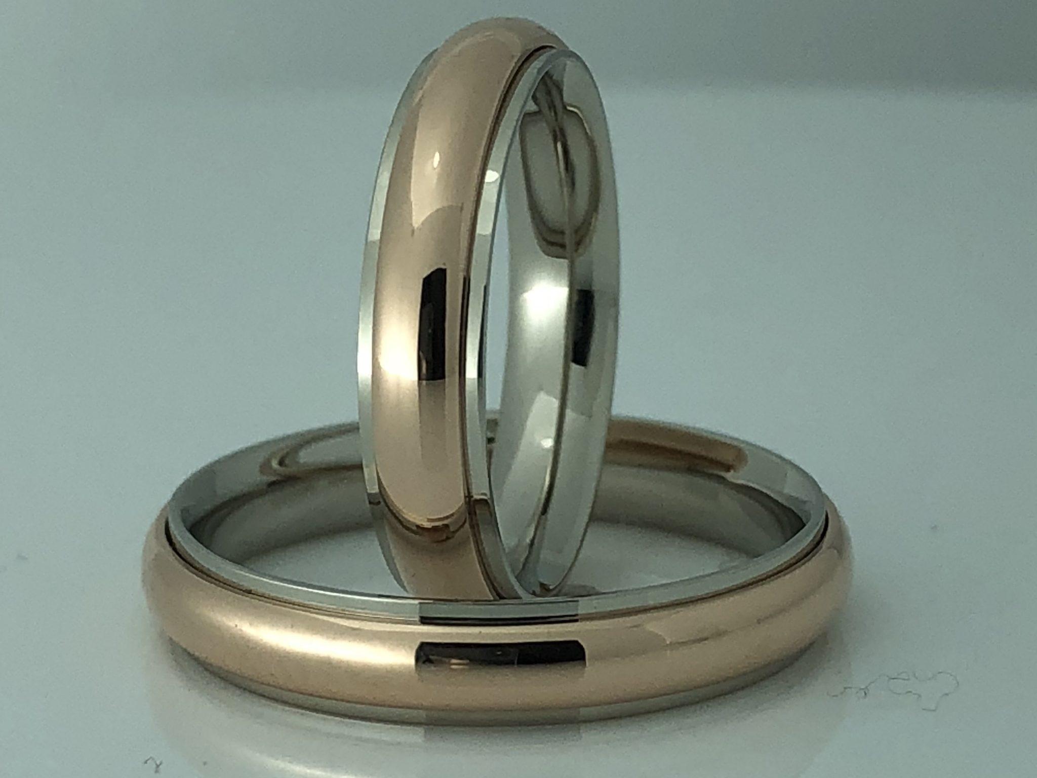 Vestuviniai žiedai dizainas 40