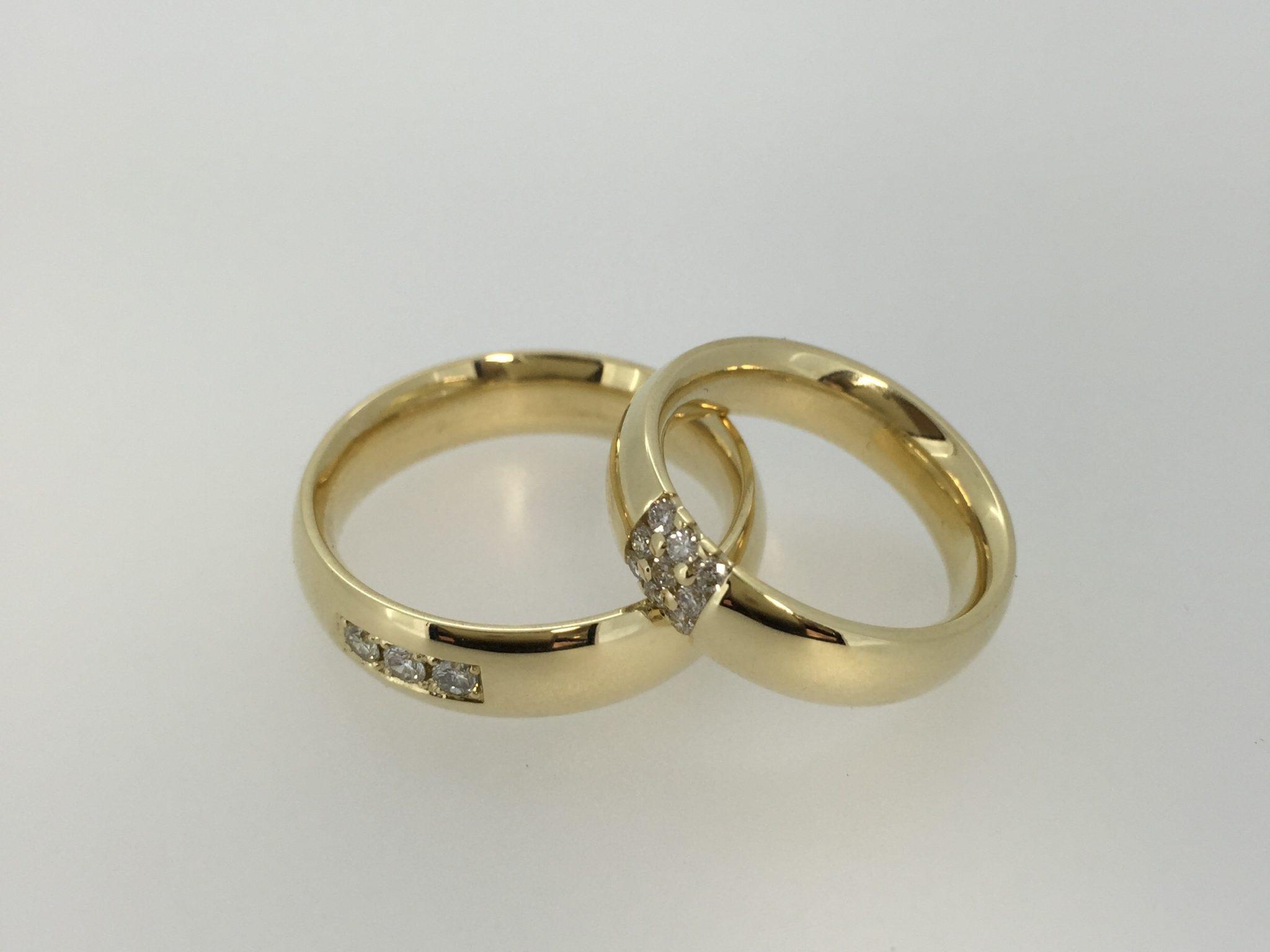 Vestuviniai žiedai dizainas 10
