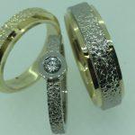 Vestuviniai žiedai dizainas 12