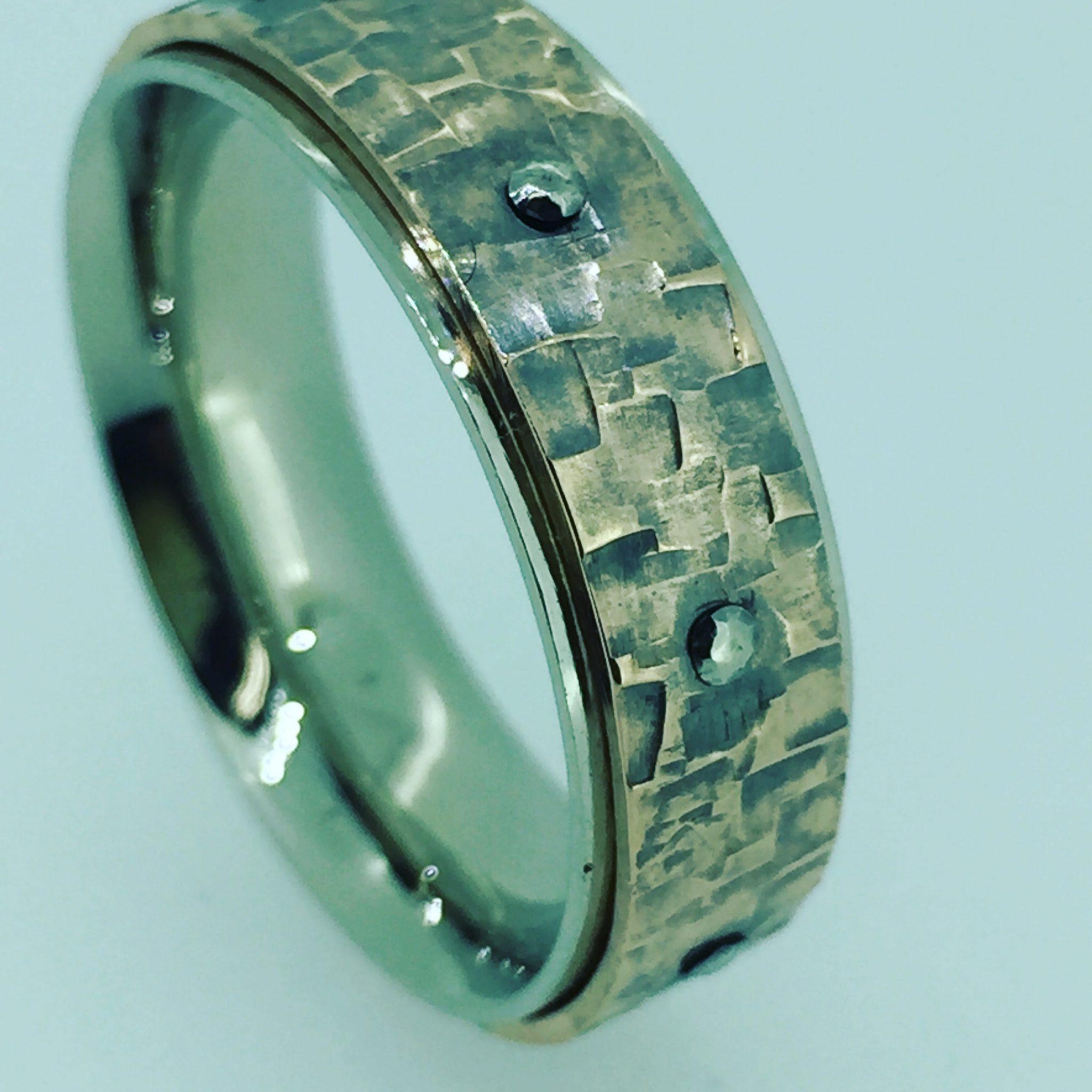 Vestuviniai žiedai dizainas 8