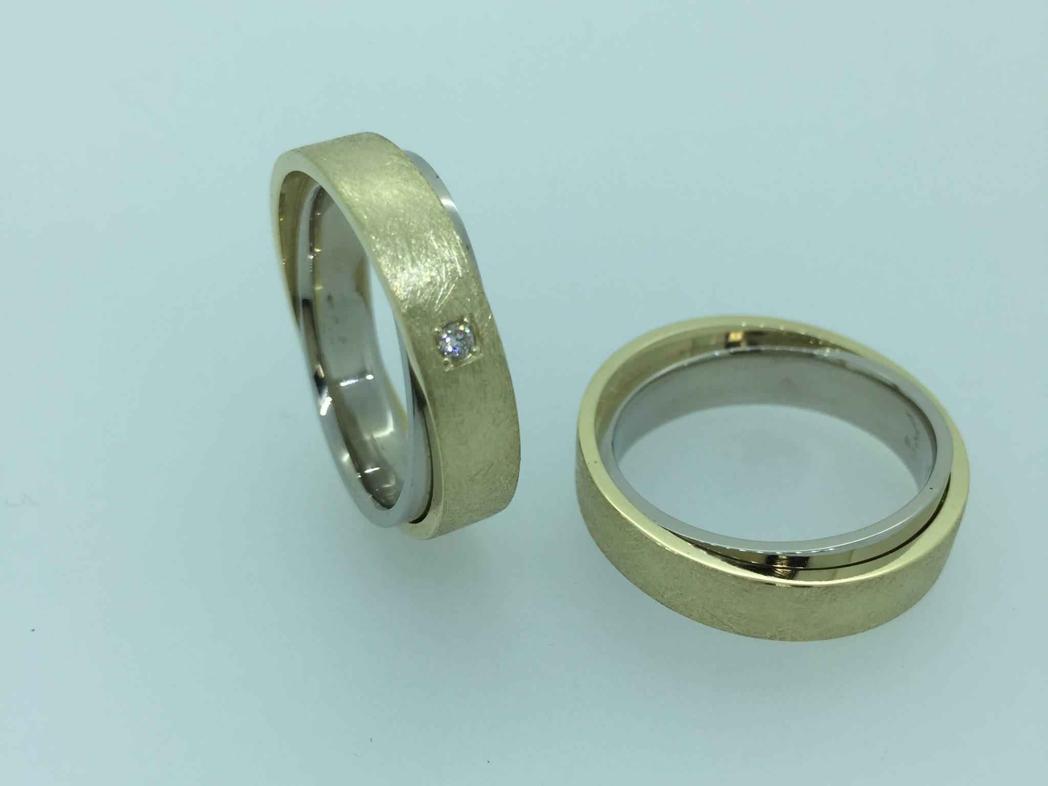 Vestuviniai žiedai dizainas 21